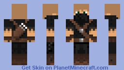 Hunter Minecraft