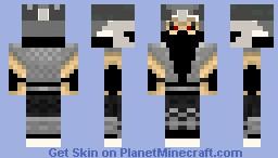 Smoke Minecraft Skin