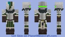 [Huntsman]Huntsman guild standard armour! Minecraft Skin