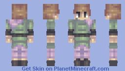 hurtlay Minecraft Skin