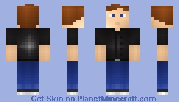 Husband Minecraft Skin