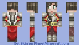 Hala the Winged Hussar (Contest) w/ Story! Minecraft Skin