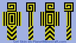 Hypnosis Minecraft Skin