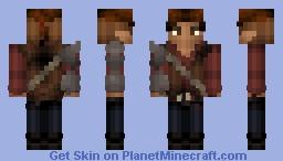 Hywell 2 Minecraft Skin