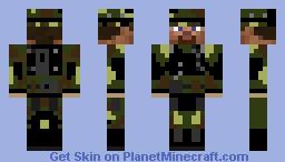 Navy Seal Team 6 Minecraft Skin