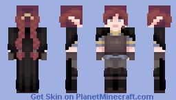 leanna | remake Minecraft Skin