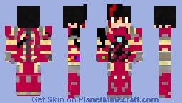 Colton (Sacrifice) Minecraft Skin