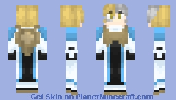 """Graham Aker (Gundam 00) - """"This... is not death! It's for humankind to live on!"""" Minecraft Skin"""