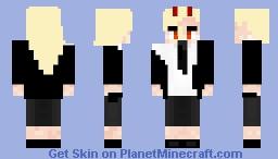 Power (Chainsaw Man) Minecraft Skin
