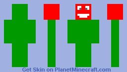 Flower Minecraft Skin