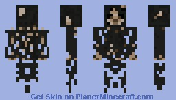 Ghoul Minecraft Skin
