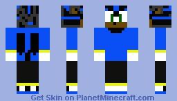 Icey Minecraft Skin