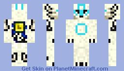 Okami Shinasu Minecraft Skin