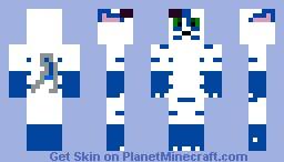 Kyoku Minecraft Skin