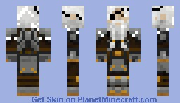 Skippy The Dwarf Minecraft Skin