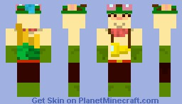Teemo Minecraft Skin