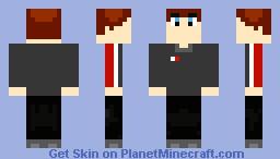 RubberRoss Skin (DerpCraft) Minecraft Skin