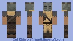 skyrim whiterun guard Minecraft Skin