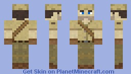 Prospector Minecraft Skin