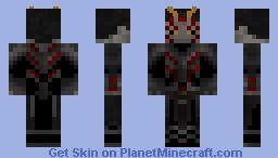 Deadra Minecraft Skin