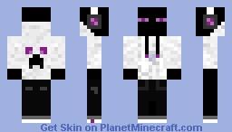 ENDERMAN HOODIE Minecraft