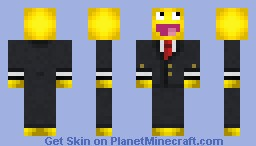 Mr. Awesome Minecraft Skin