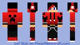Jack Minecraft Skin