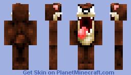 -== Tazmaanze Devil==- Minecraft Skin