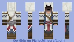 Assassin Minecraft Skin