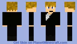 Luke Skywalker Minecraft