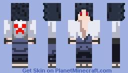 Sasuke Minecraft Skin