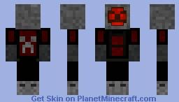 Wither Hybrid Minecraft Skin