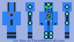 Ultimate Echo Echo Minecraft Skin