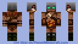 Garruk Wildspeaker [Magic the Gathering Planeswalker] Minecraft