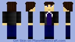 ian hecox Minecraft Skin