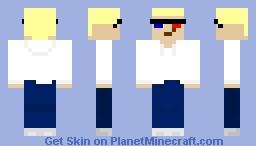 For iarcticxD Minecraft Skin