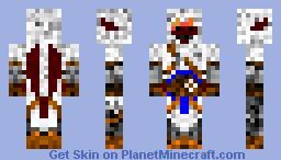 Ibsin ad-la Adda Minecraft Skin