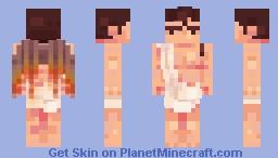 Icarus Minecraft Skin