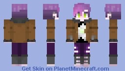 Icarus_418 Minecraft Skin