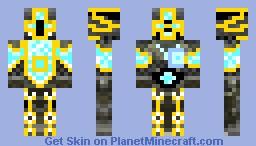 KotRD MageKnight skin Minecraft Skin