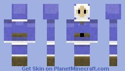 Ice Climber Minecraft Skin