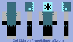 castle crashersicekimo minecraft skin
