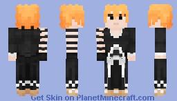 Ichigo Kurosaki | Dangai Minecraft Skin