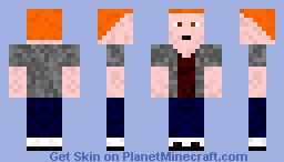 Ichigo Minecraft Skin