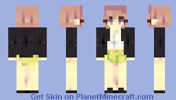 ɪᴄʜɪᴋᴀ. Minecraft Skin