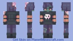 [ `` If I were a Zombie `` ] (Slight gore warning!) Minecraft Skin