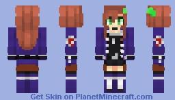 Iffy Minecraft Skin