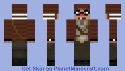 ChimneySwift's SSB Skin Minecraft Skin