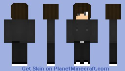 Dude Skin Minecraft Skin