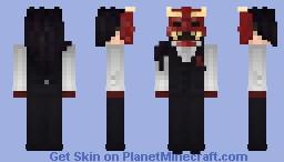 [OC] Ikari Minecraft Skin
